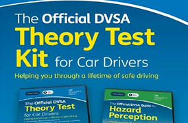 DVSA approved Theory question CD Rom and Hazard Perception CD Rom