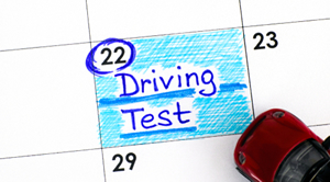 pre-booked driving test preparation